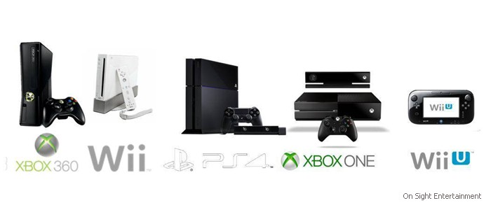 We've got the best gaming consoles...